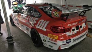 Our New Livery at BimmerWorld Racing